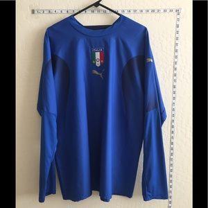 Team Italy Jersey